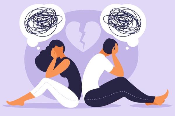 6 sinais que estás a pasar por uma crise de casal